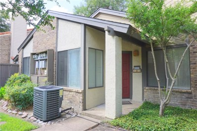 821 Dublin Drive UNIT 181, Richardson, TX 75080 - #: 14187466