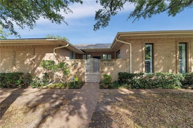 5026 Bellaire Drive S, Fort Worth, TX 76109 - #: 14190943