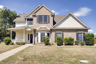 109 Honeysuckle Drive, Justin, TX 76247 - #: 14192347