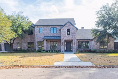 4922 Heatherbrook Drive, Dallas, TX 75244 - #: 14236903