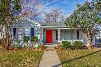 2309 Bonnie Brae Avenue, Fort Worth, TX 76111 - #: 14237381