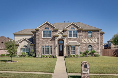 725 Lakewood Drive, Kennedale, TX 76060 - #: 14237676