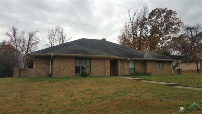 510 Rosewood, Mt Pleasant, TX 75455 - #: 10089034