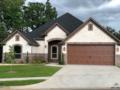 2331 Knights Court, Tyler, TX 75703 - #: 10095108