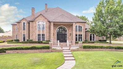 6704 Hollytree Circle, Tyler, TX 75703 - #: 10095547