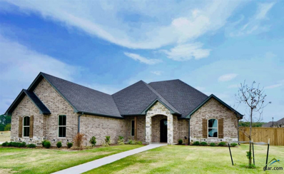 2774 Oak Creek Blvd., Tyler, TX 75703 - #: 10095847