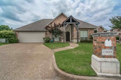2207 Bradbury Court, Tyler, TX 75703 - #: 10096297