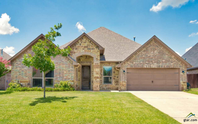 18874 Elderberry Court, Flint, TX 75762 - #: 10096308
