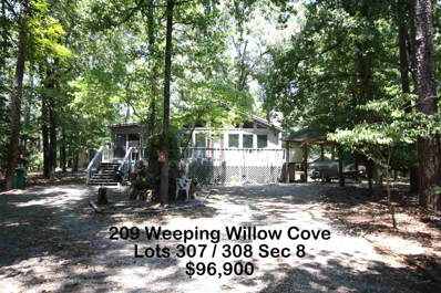 209 Weeping Willow Cove, Holly Lake Ranch, TX 75765 - #: 10097942