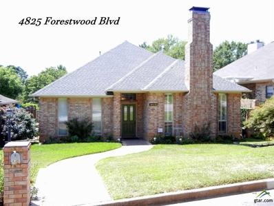 4825 Forestwood Blvd, Tyler, TX 75703 - #: 10098253