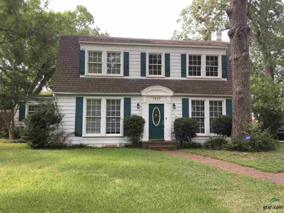 1225 Oak Dr., Kilgore, TX 75662 - #: 10098255