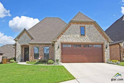 2323 Knights Court, Tyler, TX 75703 - #: 10098284