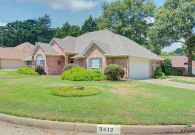3412 Pebblebrook Drive, Tyler, TX 75707 - #: 10099325