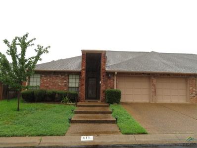 411 Amberwood, Tyler, TX 75701 - #: 10099584