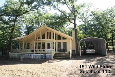 151 Wild Plum, Holly Lake Ranch, TX 75765 - #: 10099845