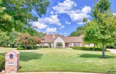 1301 Hermitage Court, Tyler, TX 75703 - #: 10099977