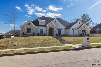 1556 Chaparrel Run, Tyler, TX 75703 - #: 10100270