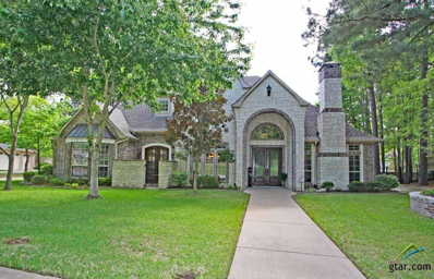 4411 Lazy Creek Drive, Tyler, TX 75707 - #: 10100284