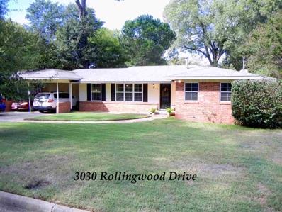 3030 Rollingwood Dr, Tyler, TX 75701 - #: 10100794