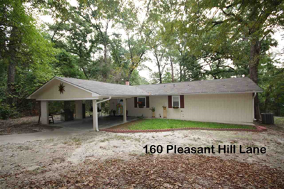 160 Pleasant Hill Lane, Holly Lake Ranch, TX 75765 - #: 10100801