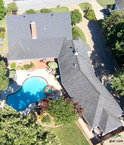 8407 Crooked Trail, Tyler, TX 75703 - #: 10101571