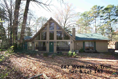 287 West Holly Trail, Holly Lake Ranch, TX 75765 - #: 10102972