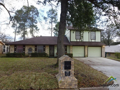 1624 Northridge Drive, Tyler, TX 75702 - #: 10103087