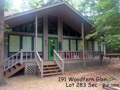 191 Woodfern Glen, Holly Lake Ranch, TX 75765 - #: 10104019