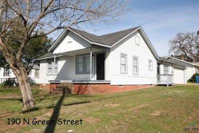 202 N Green, Hawkins, TX 75765 - #: 10105150