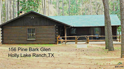 156 Pine Bark Glen, Holly Lake Ranch, TX 75765 - #: 10106170