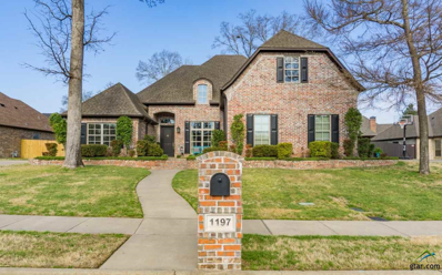 1197 Cambridge Bend, Tyler, TX 75703 - #: 10106222
