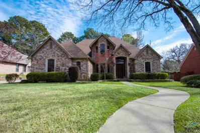 3607 Canyon Creek, Tyler, TX 75707 - #: 10106463