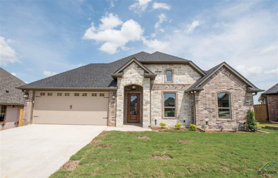2913 Salado Creek, Tyler, TX 75703 - #: 10106515