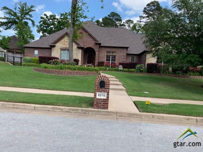 6510 Rochester Way, Tyler, TX 75703 - #: 10107777