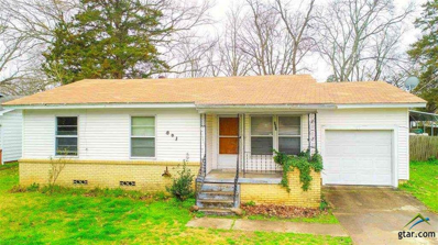 803 Parkview St., Kilgore, TX 75662 - #: 10108497