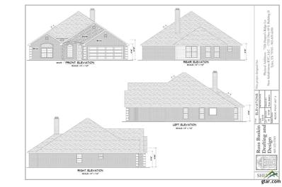 7326 Harpers Ridge Lane, Tyler, TX 75703 - #: 10109384