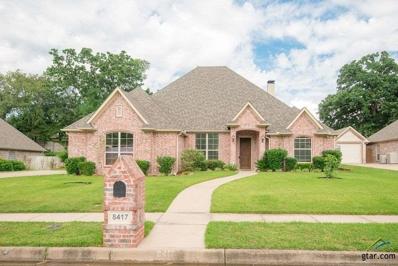 8417 Castleton Way, Tyler, TX 75703 - #: 10110790