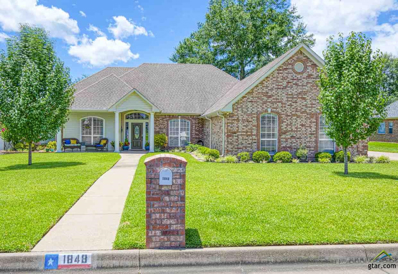 1848 Tall Timber, Tyler, TX 75703 - #: 10111141