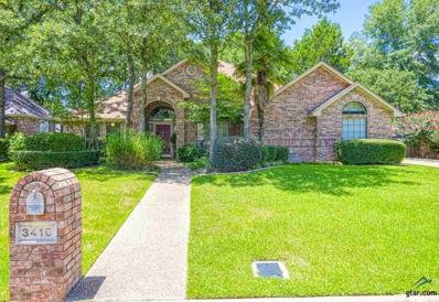 3410 Pebblebrook, Tyler, TX 75707 - #: 10111268
