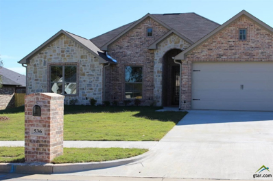 536 Wellington Place, Tyler, TX 75704 - #: 10111671