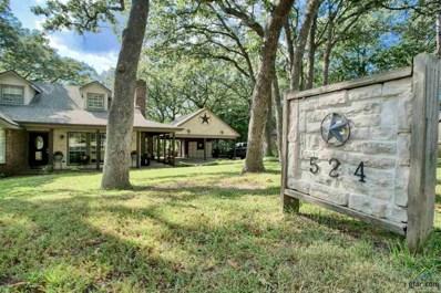 524 Dogwood, Hideaway, TX 75771 - #: 10113698