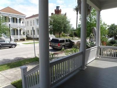 1619 Post Office Street, Galveston, TX 77550 - #: 88169879
