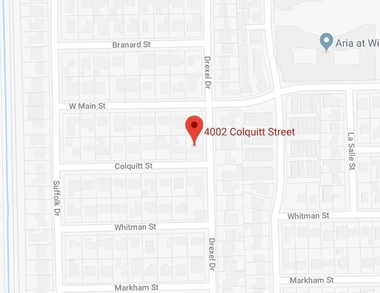 4002  Colquitt Street, 16