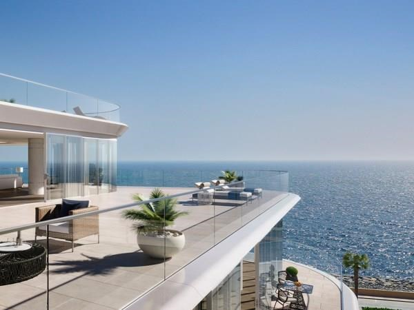 100  West Crescent Palm Jumeirah