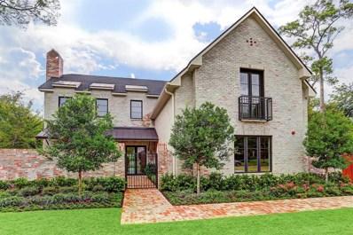 1118 River Bend Drive, Houston, TX 77063 - MLS#: 10042705