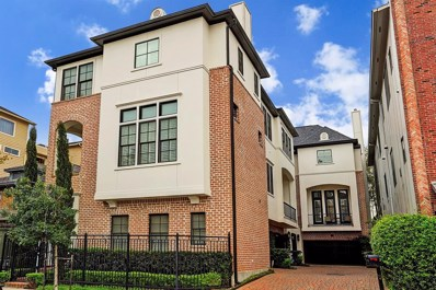 308 W Bell Street, Houston, TX 77019 - MLS#: 10107877