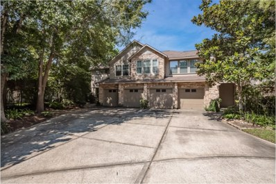 52 Stone Creek, The Woodlands, TX 77382 - MLS#: 10194508