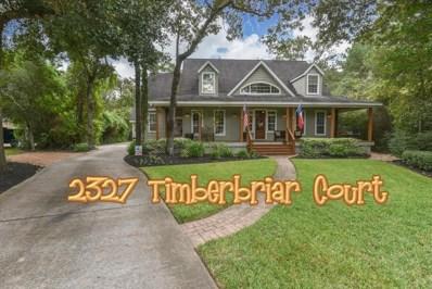 2327 Timberbriar Court, Magnolia, TX 77355 - #: 10440169