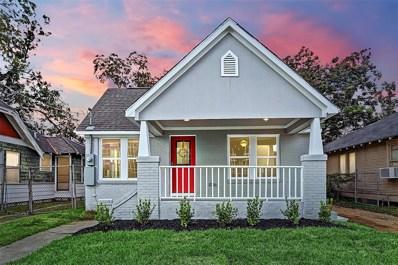 1223 Morris Street, Houston, TX 77009 - MLS#: 10692464