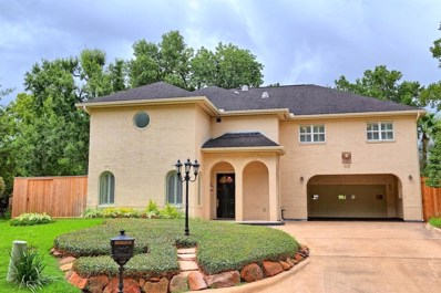 806 Walkwood Circle Circle, Houston, TX 77079 - MLS#: 10731258